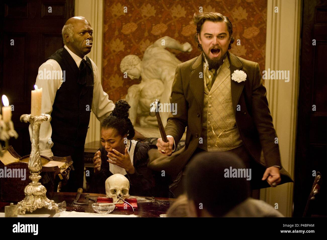 0717404cdc4fb5 Original Film Title: DJANGO UNCHAINED. English Title: DJANGO UNCHAINED. Film  Director: QUENTIN TARANTINO. Year: 2012. Stars: LEONARDO DICAPRIO; KERRY ...