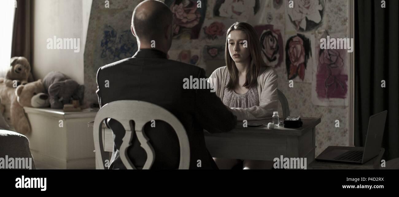 Original Film Title: MINDSCAPE.  English Title: MINDSCAPE.  Film Director: JORGE DORADO.  Year: 2013.  Stars: TAISSA FARMIGA. Credit: THE SAFRAN COMPANY / Album - Stock Image