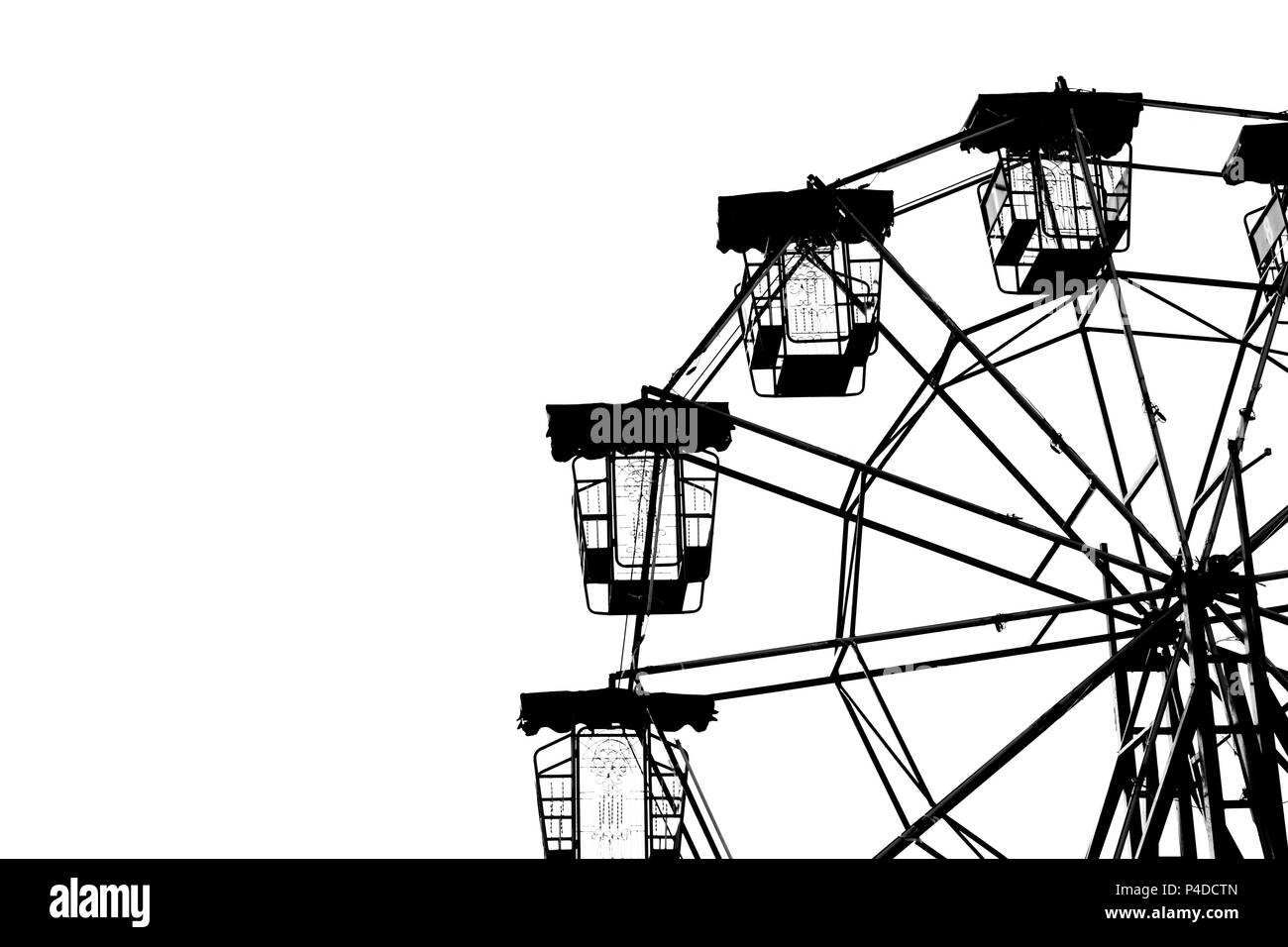 Ferris Wheel Seats Close Up High Resolution Stock Photography And Images Alamy