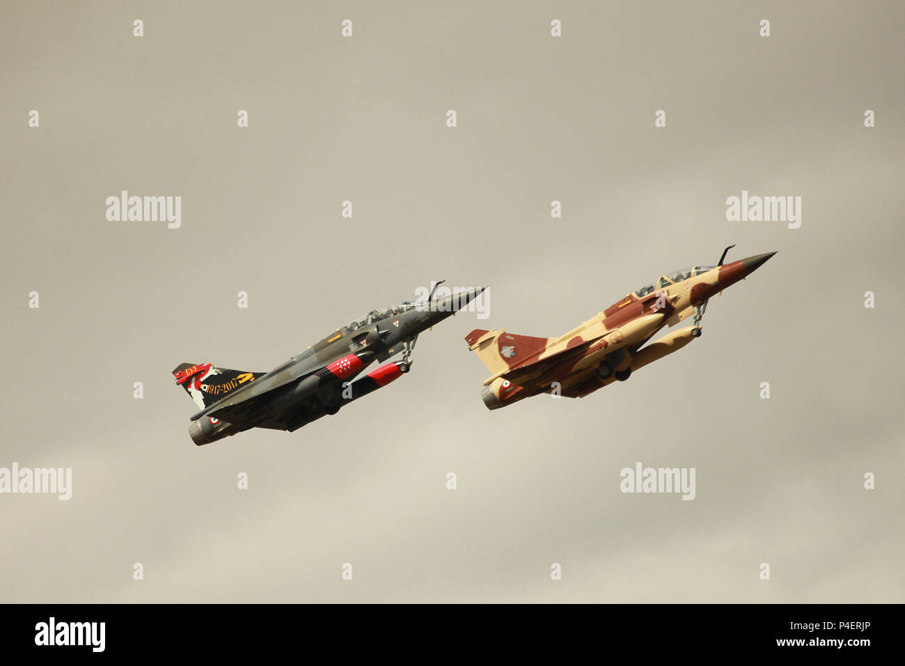 Dassault Mirage 2000 - Stock Image
