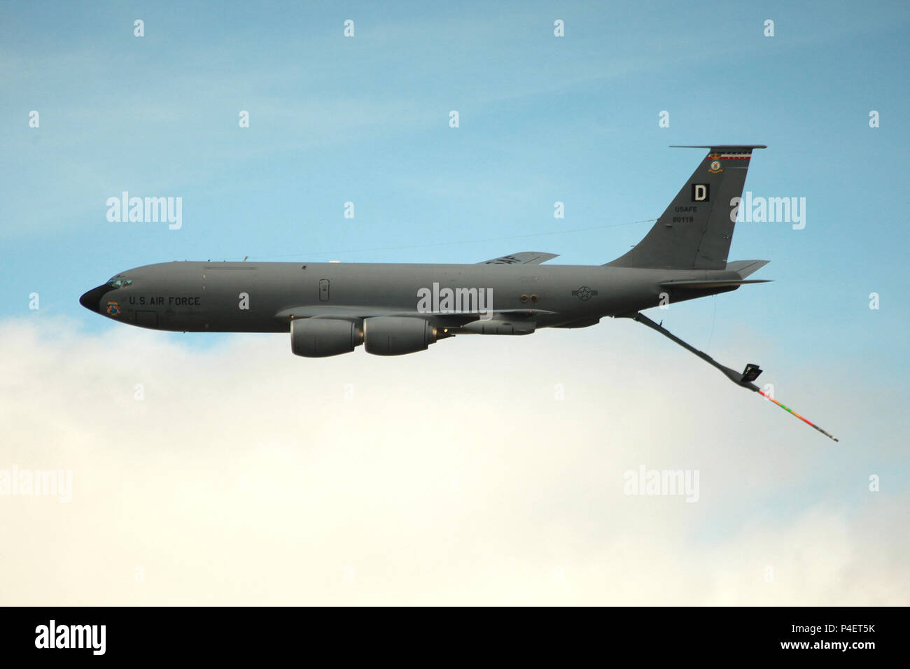 Boeing KC-135 Stratotanker - Stock Image