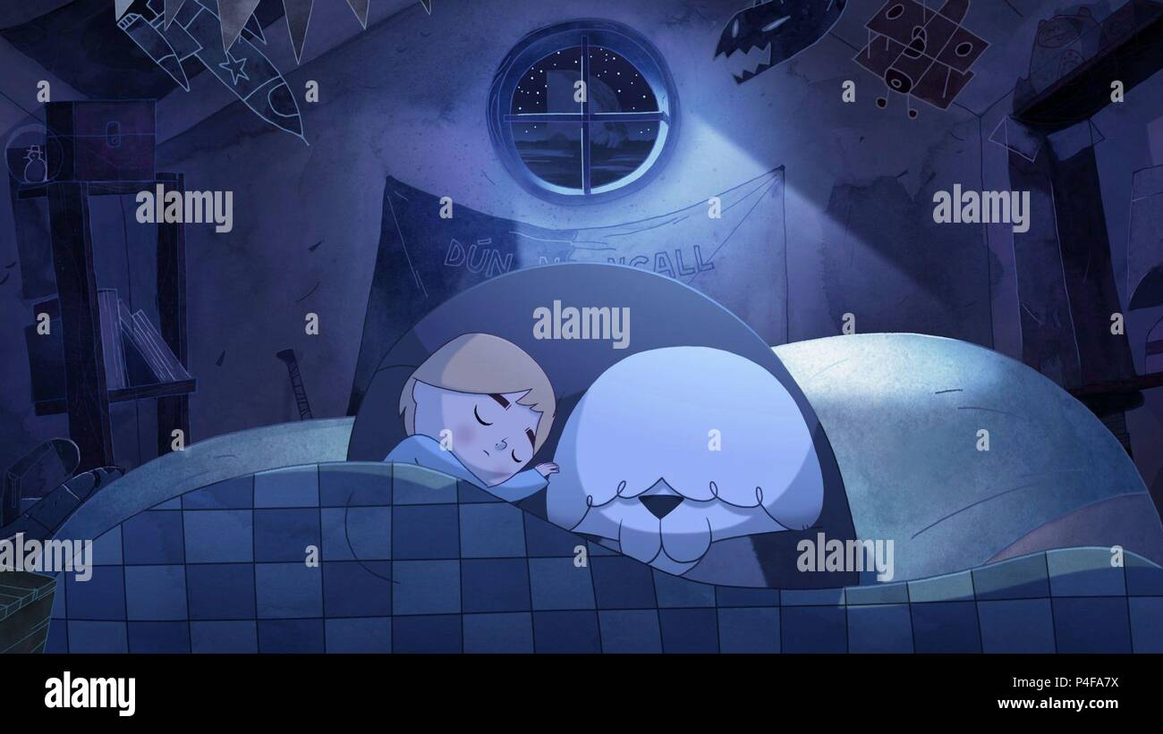 Original Film Title: SONG OF THE SEA  English Title: SONG OF
