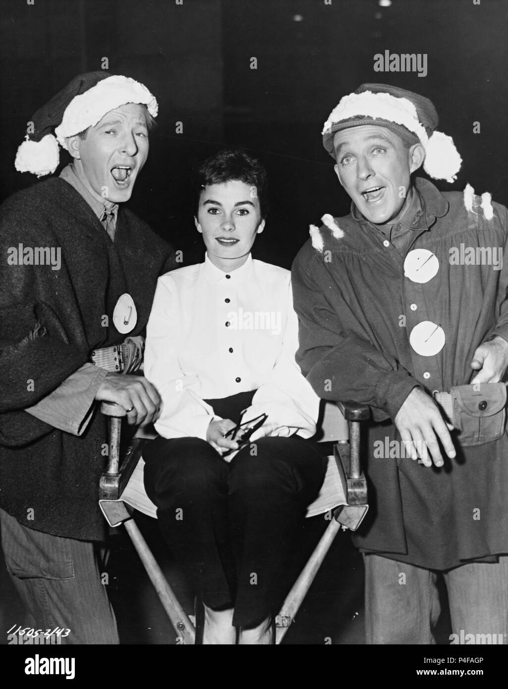 english title white christmas film director michael curtiz year 1954 stars jean simmons bing crosby danny kaye credit paramount pictures album - Danny Kaye White Christmas