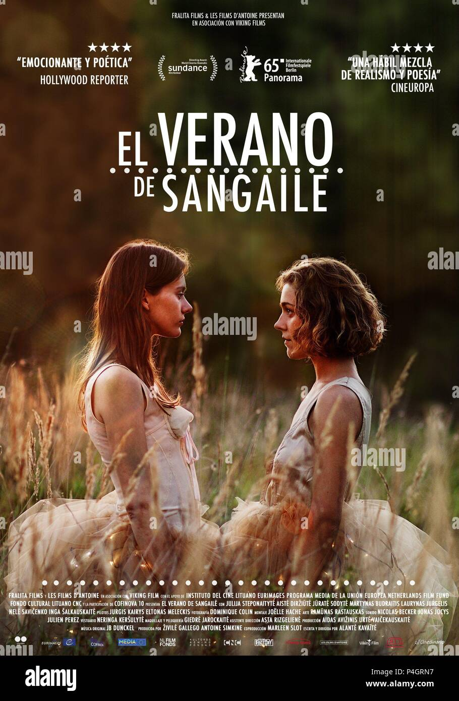 Original Film Title: SANGAILES VASARA  English Title: THE