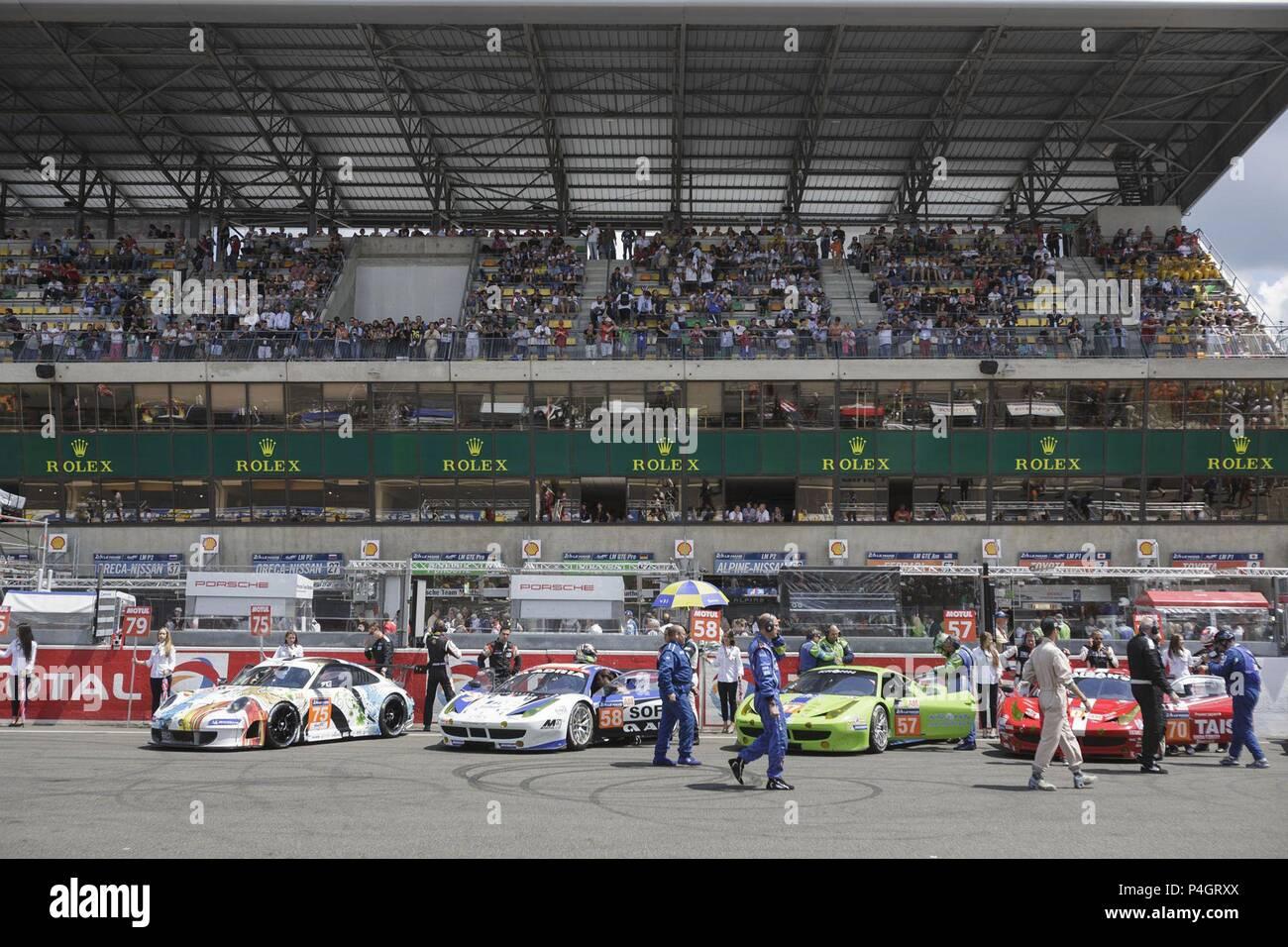 Arthur Bonnet Le Mans steve mckenna stock photos & steve mckenna stock images - alamy