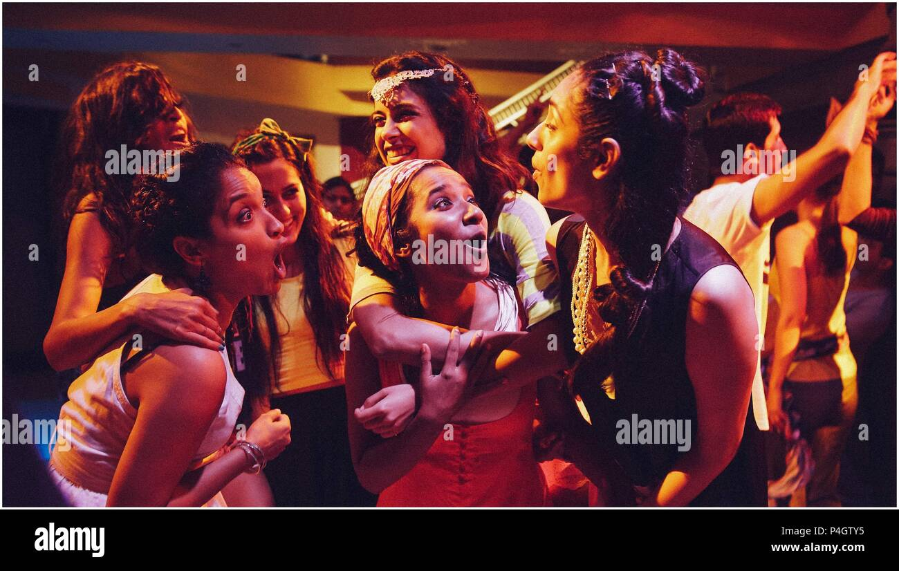 Original Film Title: ANGRY INDIAN GODDESSES.  English Title: ANGRY INDIAN GODDESSES.  Film Director: PAN NALIN.  Year: 2015. Credit: JUNGLE BOOK ENTERTAINEMENT/ONE TWO FILMS/ PROTEIN ENTERTAINE / Album - Stock Image