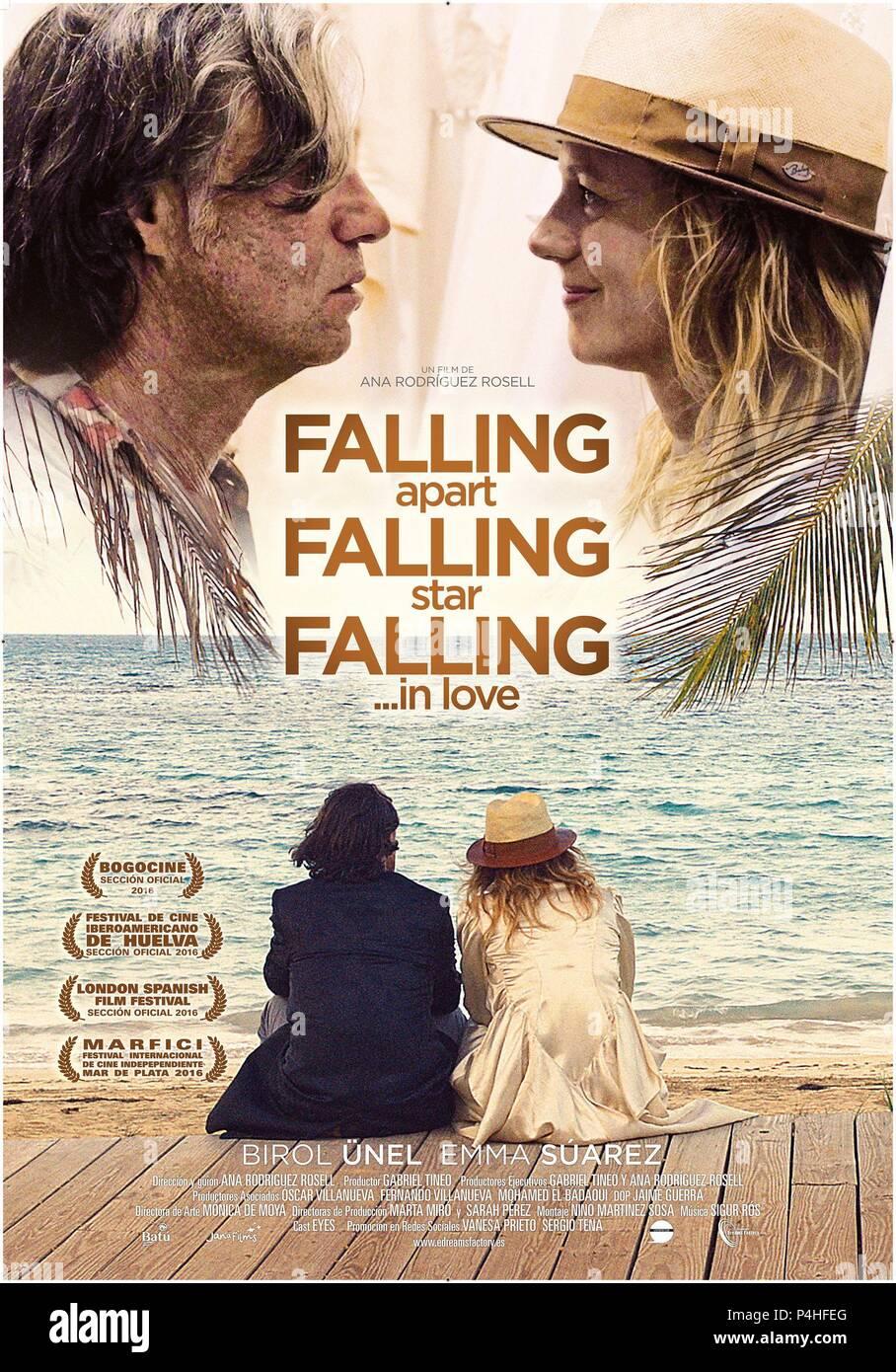 In Arte Nino 2016 original film title: falling. english title: falling. film