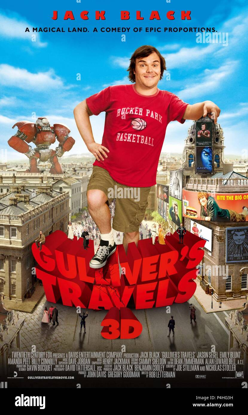 Gullivers Travels (Eng 2010)
