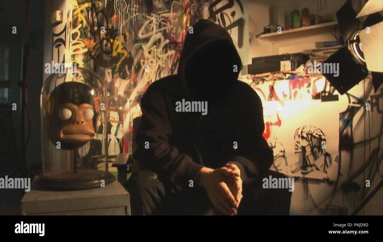 Banksy Exit Through The Gift Shop Stock Photos & Banksy Exit
