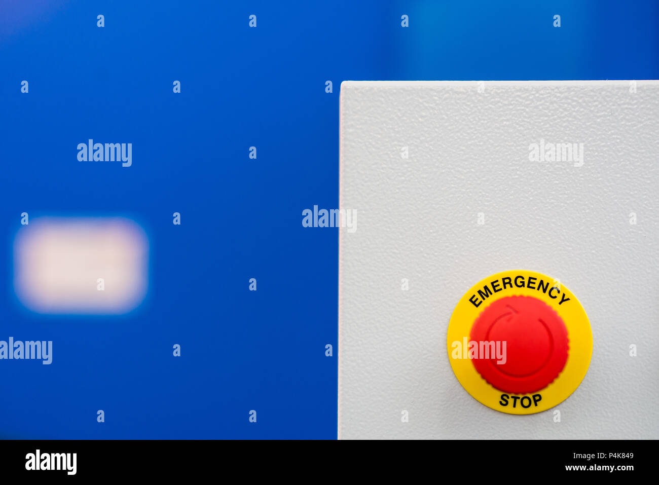 Emergency Switch Stock Photos & Emergency Switch Stock