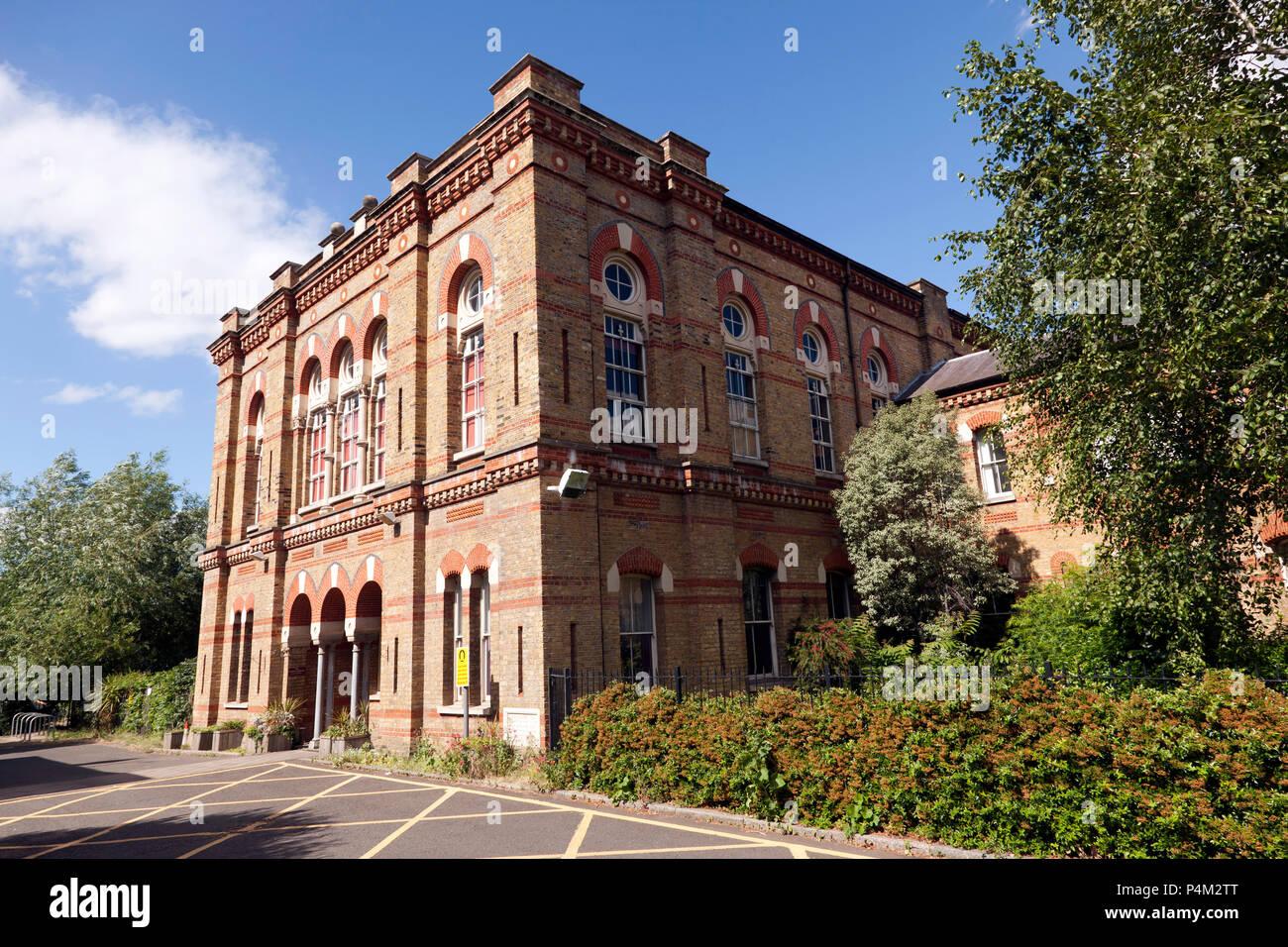 The Cinema Museum, The Master's House, 2 Dugard Way, Kennington - Stock Image