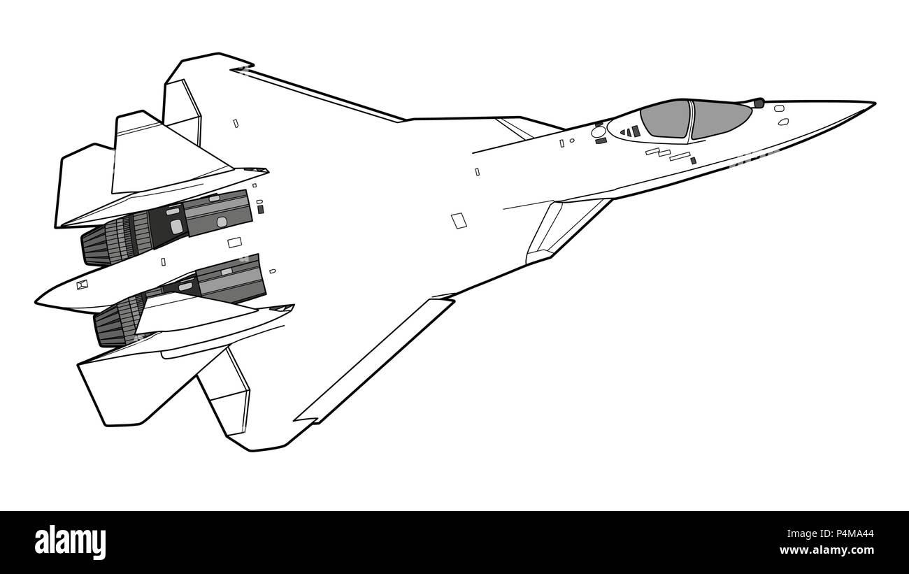 Fantastic The Newest Russian Jet Fighter Aircraft Su 57 T 50 Technichal Draw Wiring Digital Resources Funapmognl