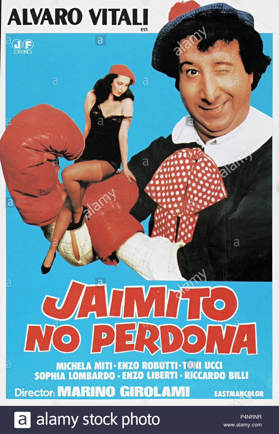 Original Film Title: PIERINO COLPISCE ANCORA.  English Title: PIERINO STRIKES AGAIN.  Film Director: MARINO GIROLAMI.  Year: 1982. Credit: DANIA FILM/FILMES INTERNATIONAL/MEDUSA DISTRIBUZIONE / Album - Stock Image