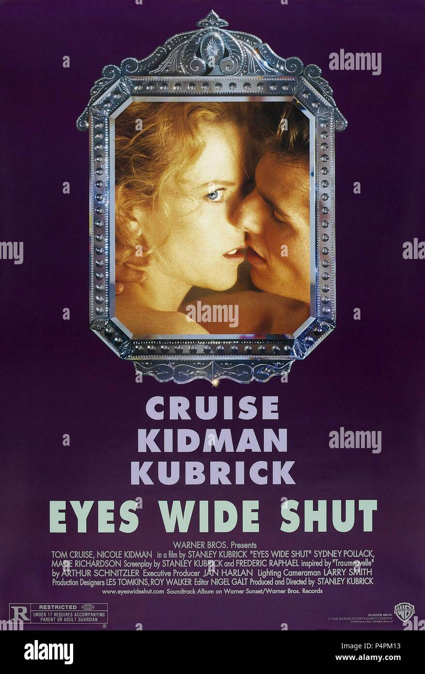 Original Film Title: EYES WIDE SHUT.  English Title: EYES WIDE SHUT.  Film Director: STANLEY KUBRICK.  Year: 1999. Credit: WARNER BROS. PICTURES / Album - Stock Image