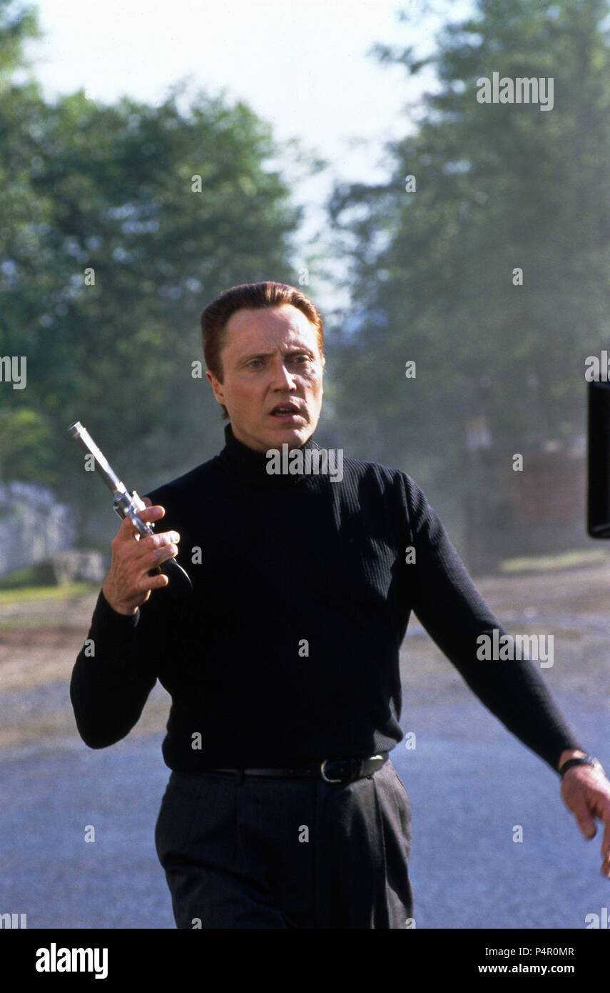 Original Film Title: EXCESS BAGGAGE.  English Title: EXCESS BAGGAGE.  Film Director: MARCO BRAMBILLA.  Year: 1997.  Stars: CHRISTOPHER WALKEN. Credit: COLUMBIA TRI STAR / Album - Stock Image
