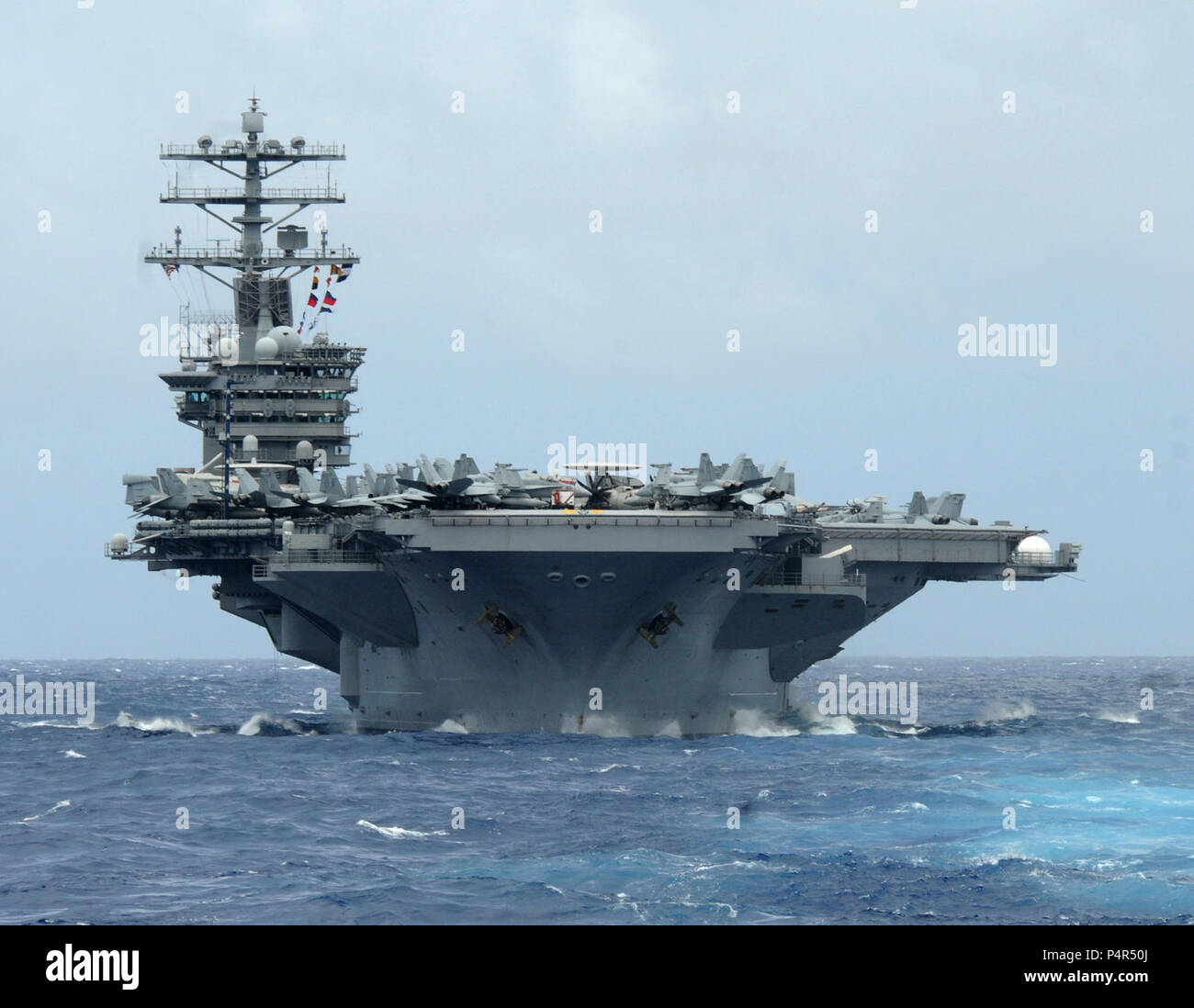 Nimitz Cl Vs Gerald R Ford How Do The Aircraft Carriers Pare