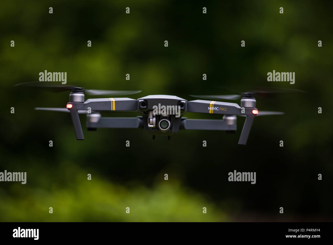 DJI Mavic Pro Stock Photo