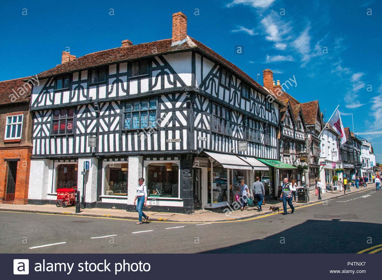 Ely Street Stock Photos Ely Street Stock Images Alamy