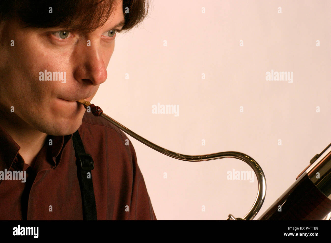 Double Reed Musical Instrument Stock Photos & Double Reed
