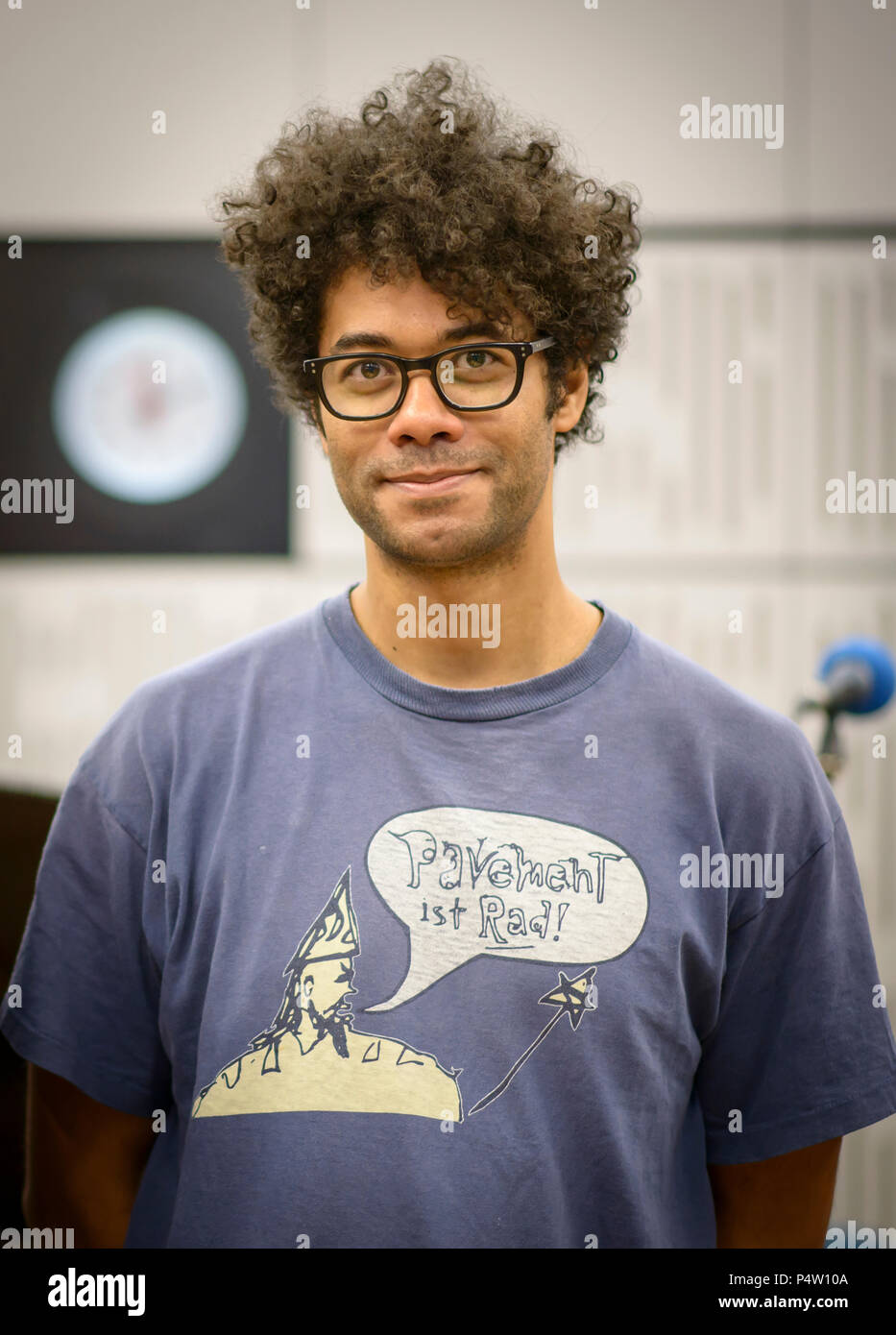 Richard Ayoade High Resolution Stock Photography And Images Alamy