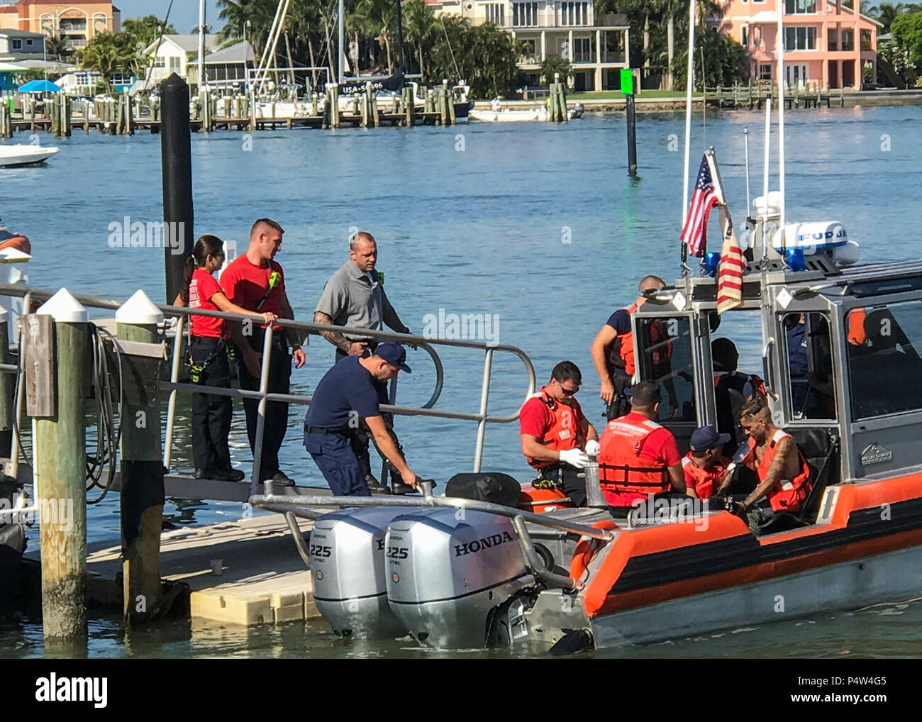 Coast Guard Station Fort Myers Beach Florida
