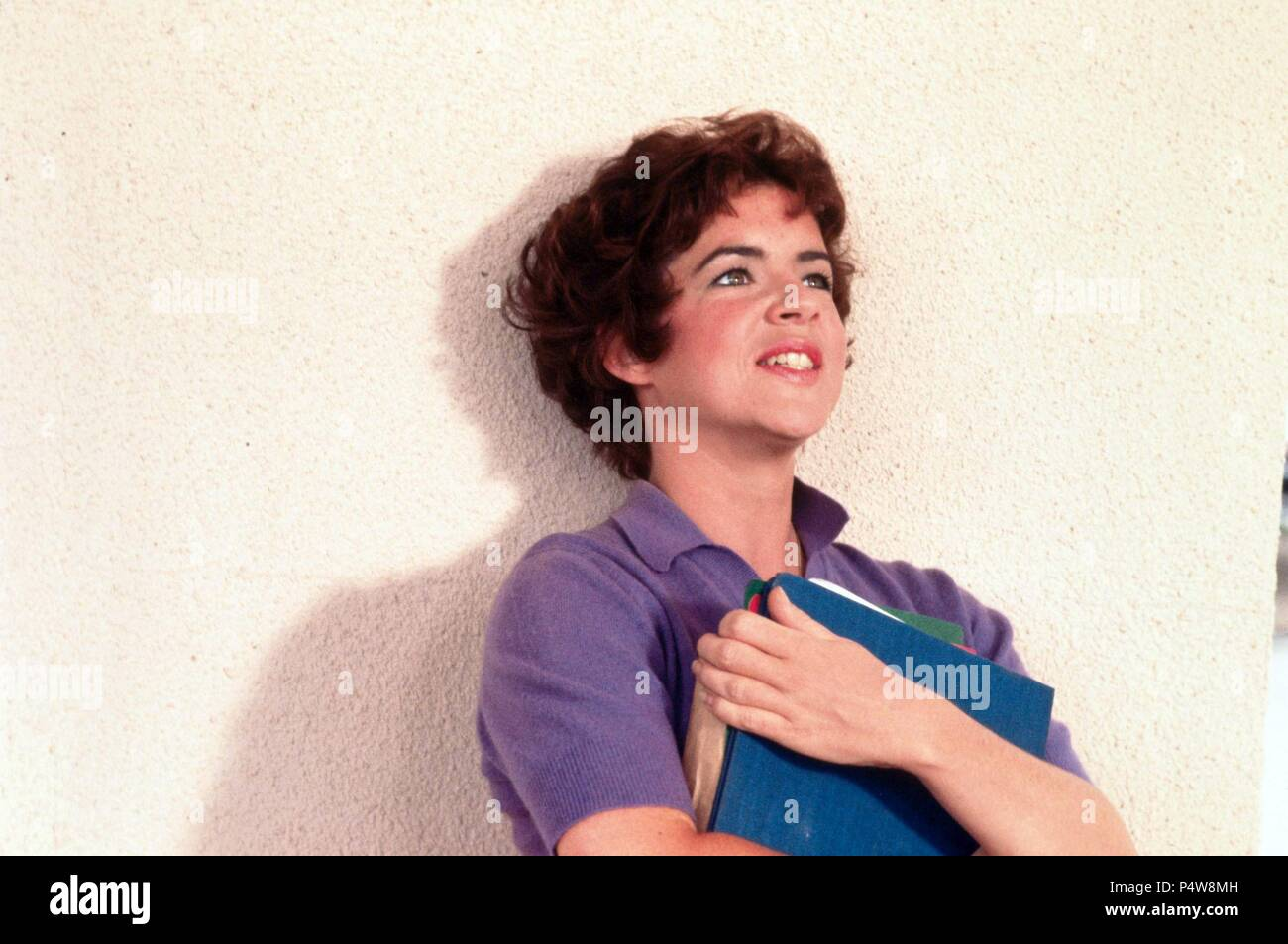 Original Film Title: GREASE.  English Title: GREASE.  Film Director: RANDAL KLEISER.  Year: 1978.  Stars: STOCKARD CHANNING. Credit: PARAMOUNT PICTURES / Album - Stock Image