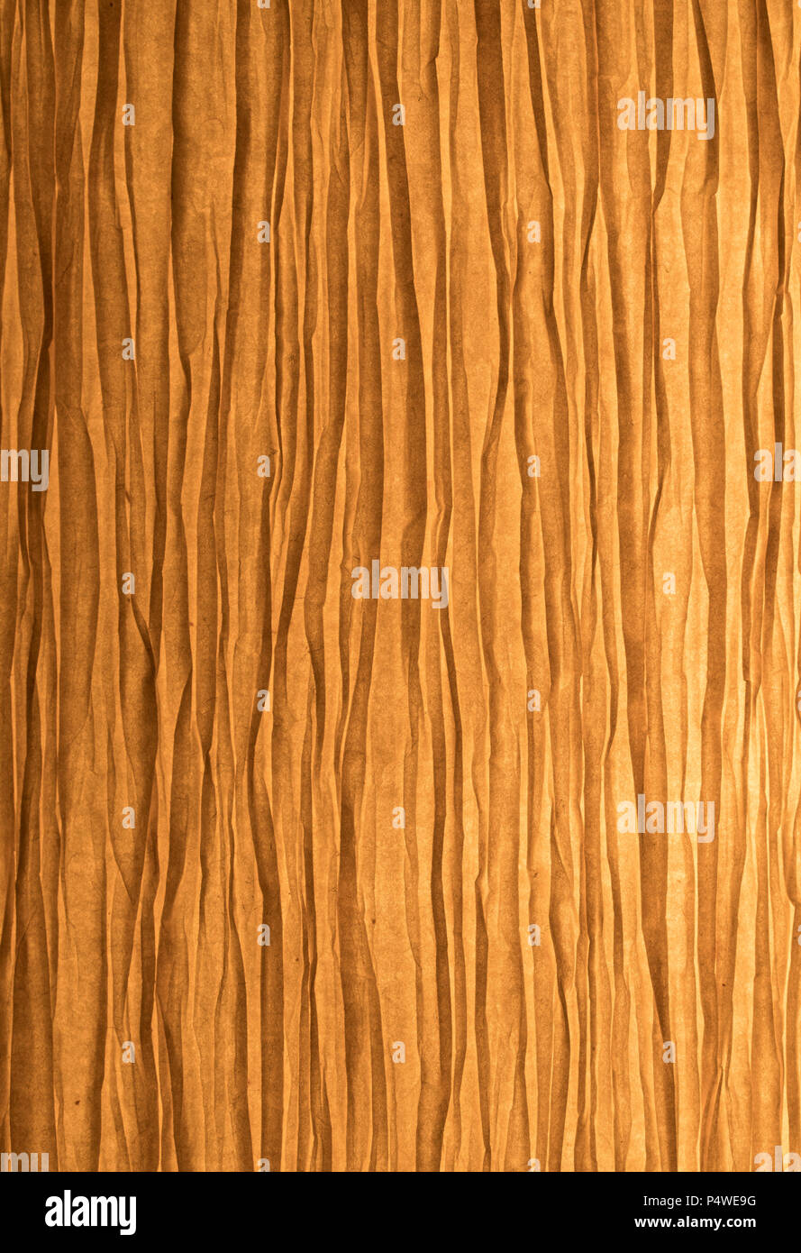 Textured Material with shadow and light - Stock Image