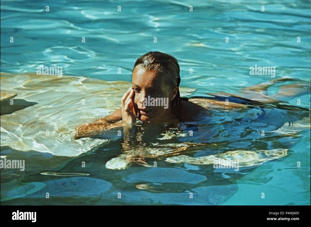 Original Film Title La Piscine English Title Swimming Pool The Film Director Jacques Deray
