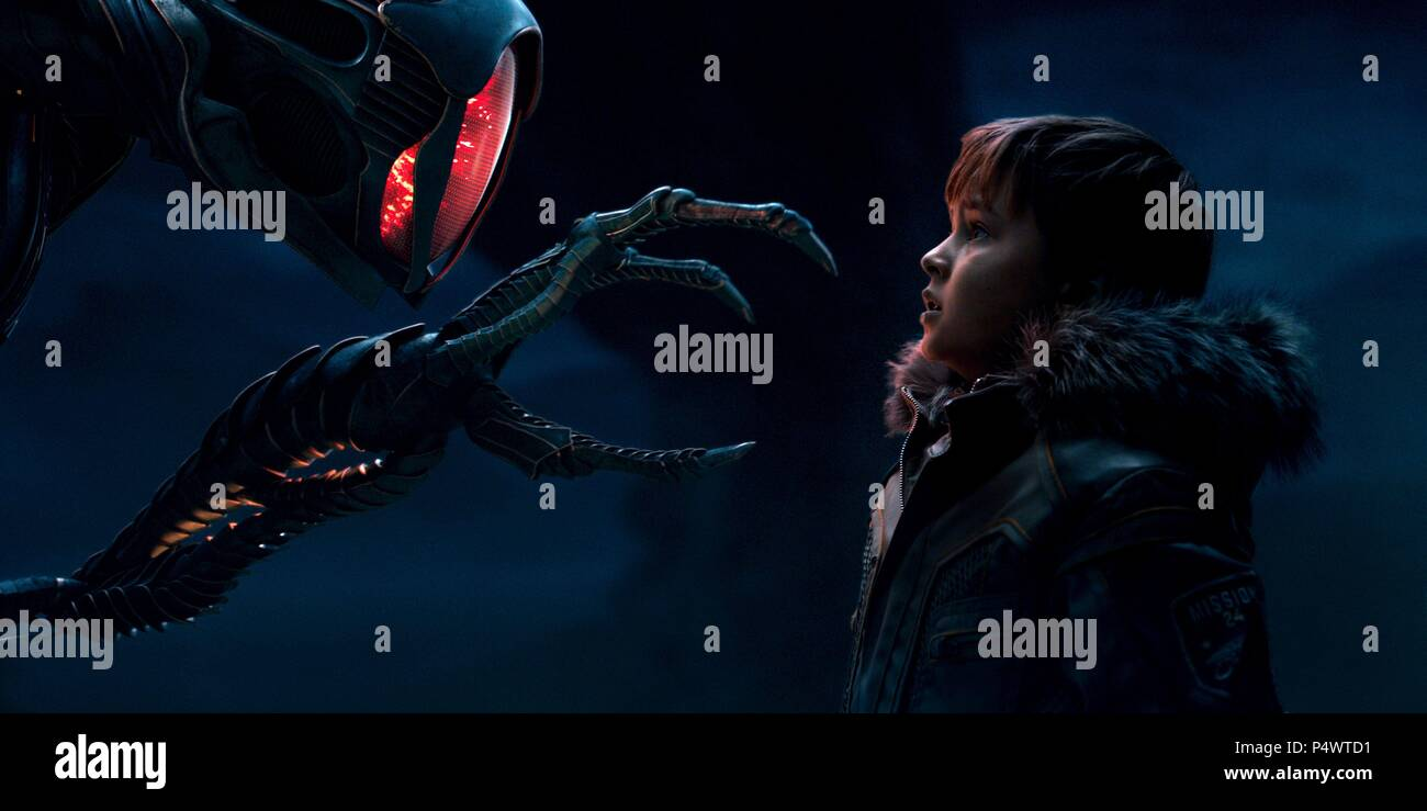 Original Film Title: LOST IN SPACE  English Title: LOST IN