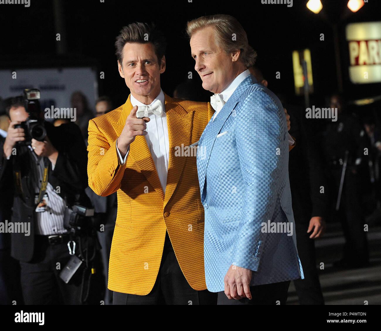 Jim Carrey, Jeff Daniels 119 at the Dumb and Dumber To