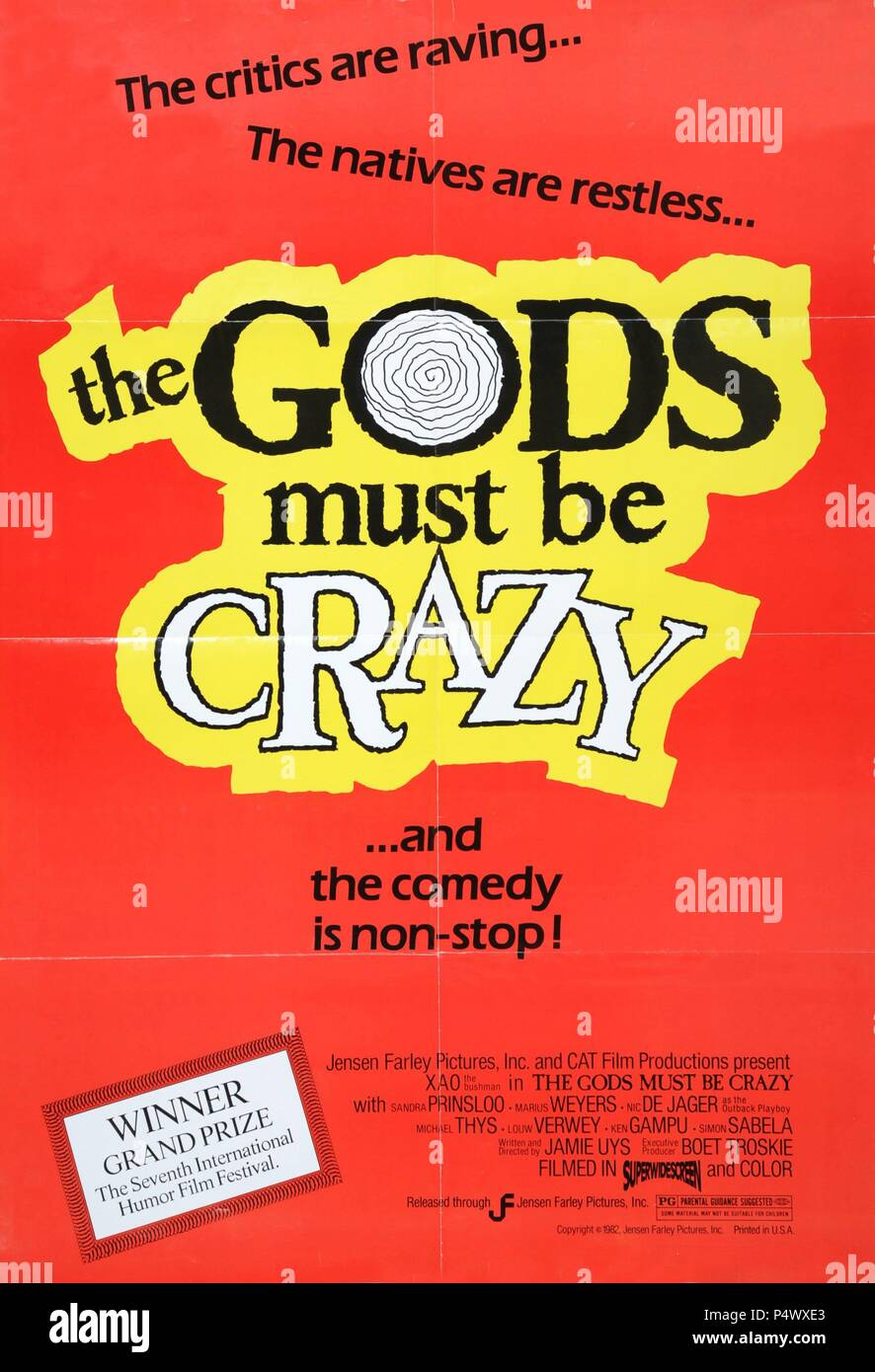 free download movie the gods must be crazy 3
