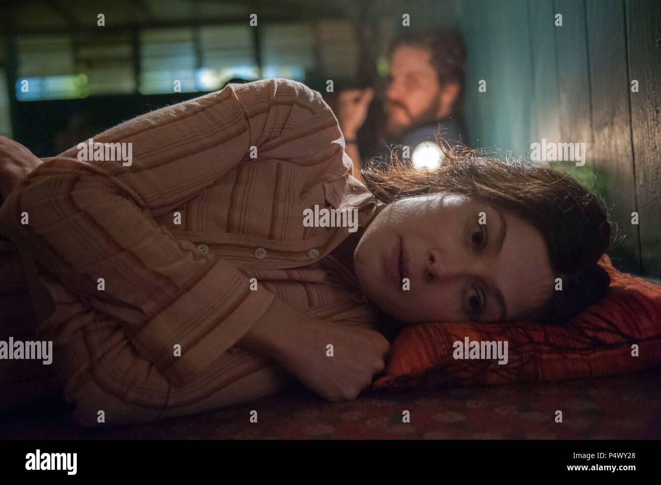 Original Film Title: ENTEBBE.  English Title: ENTEBBE.  Film Director: JOSE PADILLA.  Year: 2018.  Stars: ROSAMUND PIKE. Credit: PARTICIPANT MEDIA/PELLIKOLA / DANIEL, LIAM / Album - Stock Image
