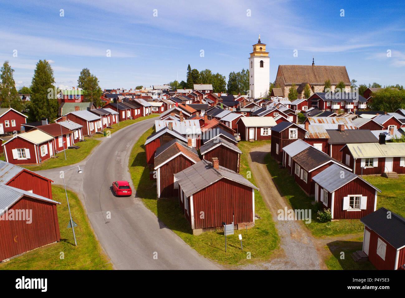 Storforsen to Gammelstad - 7 ways to travel via train, plane