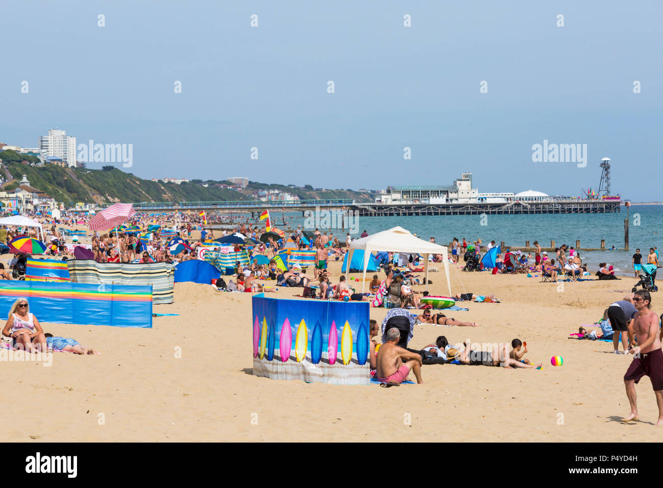 What Is Sunny Beach Busy In June