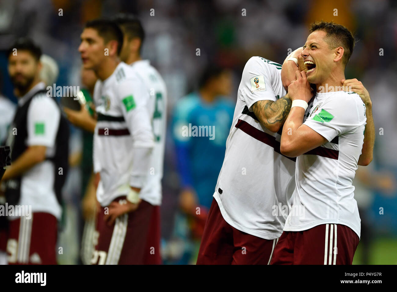 7ed9d46d8 Chicharito Mexico Stock Photos   Chicharito Mexico Stock Images - Alamy