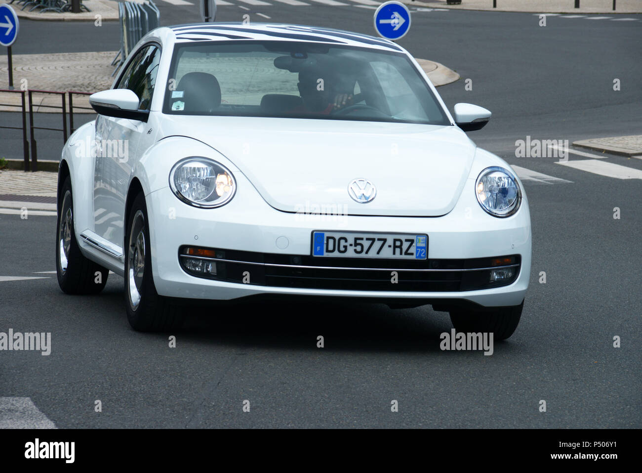 then two vw beetle stock photos then two vw beetle stock. Black Bedroom Furniture Sets. Home Design Ideas