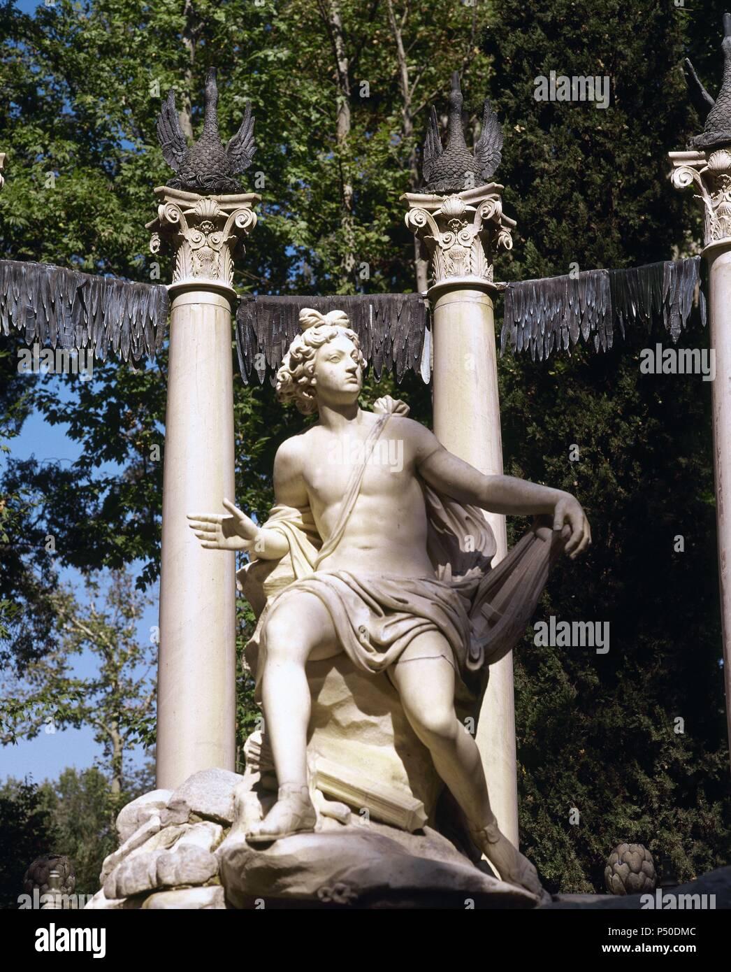 6dece35142cc APOLO. Dios griego del día