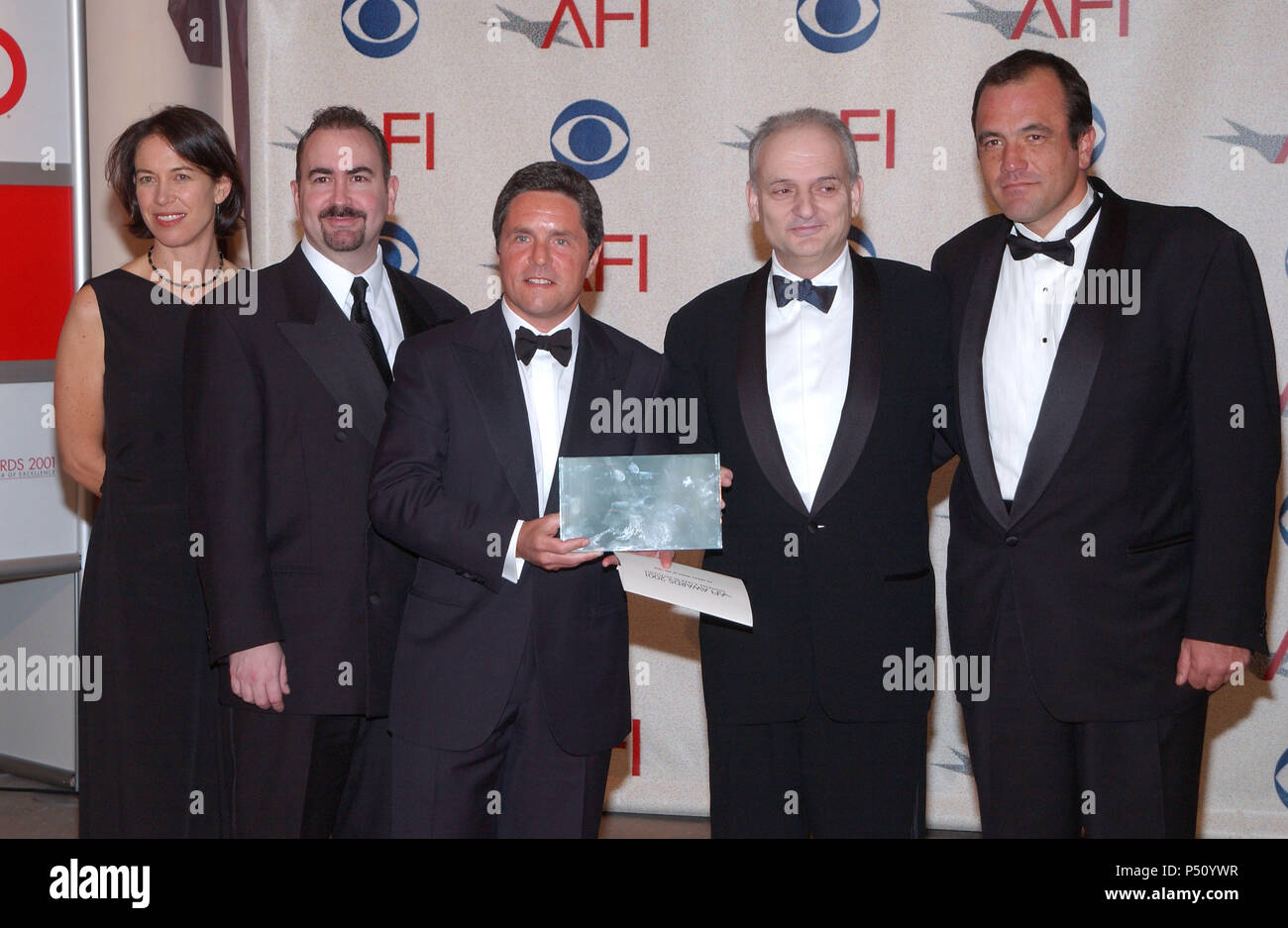 Afi Awards 2001 High Resolution Stock Photography And Images Alamy