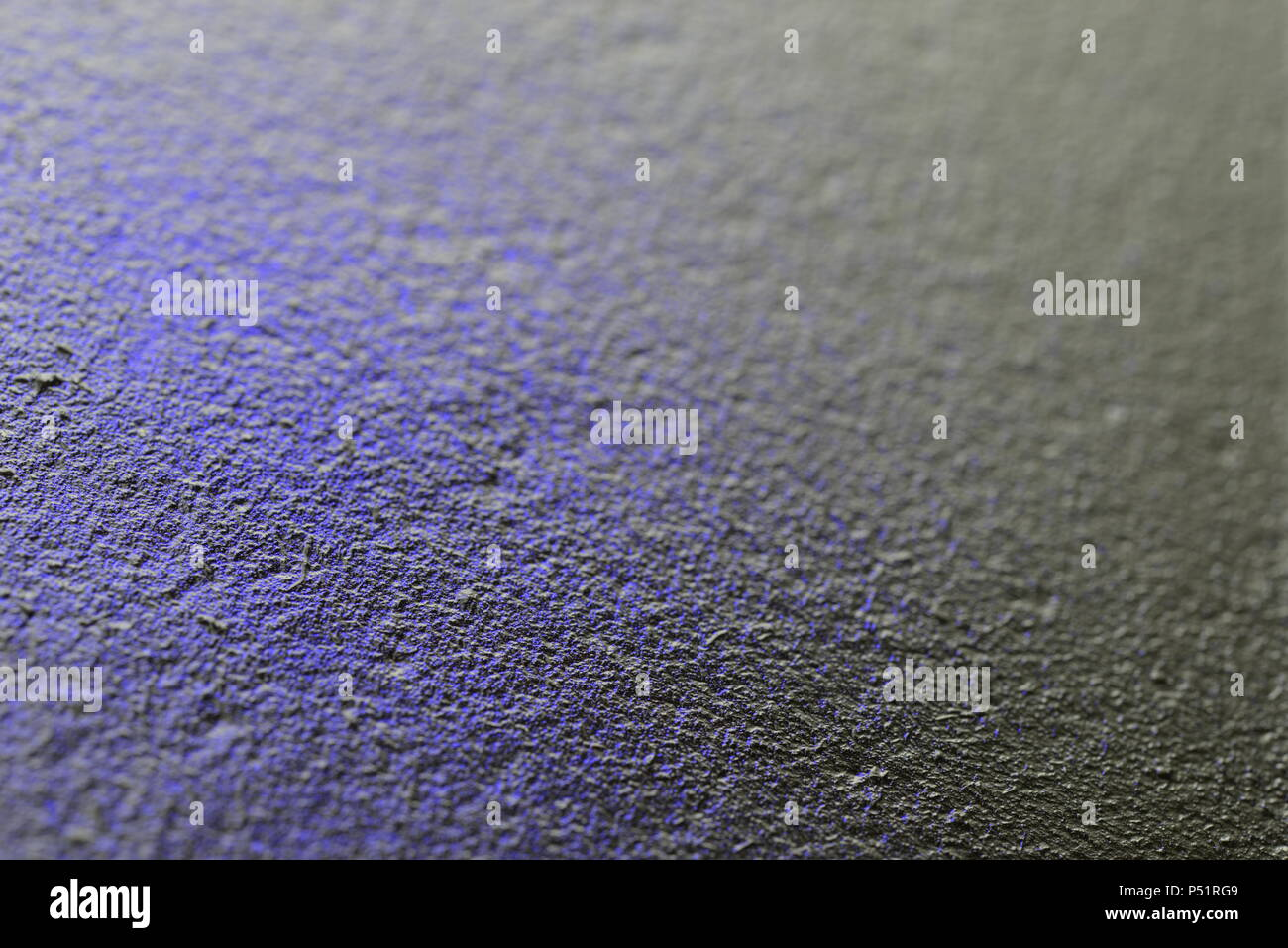 Cast Iron Metal Surfaces - Stock Image