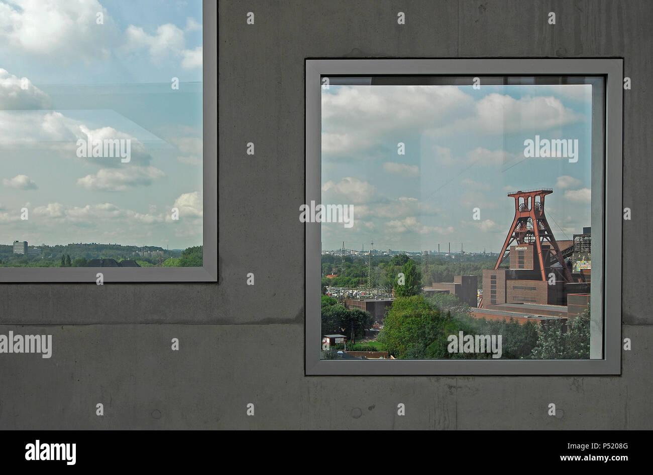 Germany, North Rhine-Westphalia World Cultural Heritage Zeche Zollverein - Stock Image