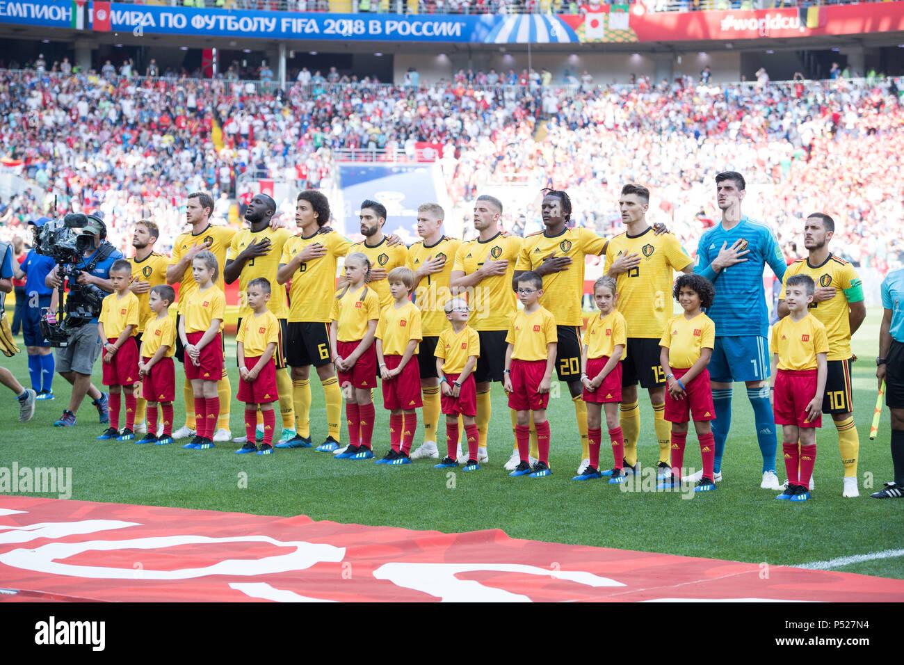 532cdf80d20 Belgian National Team Football Stock Photos   Belgian National Team ...