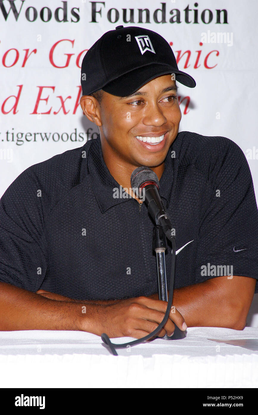 tiger woods foundation stock photos  u0026 tiger woods