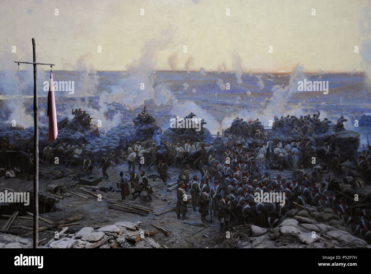 Heroes of the Crimean War of 1853-1856: list. History of the Crimean War 55
