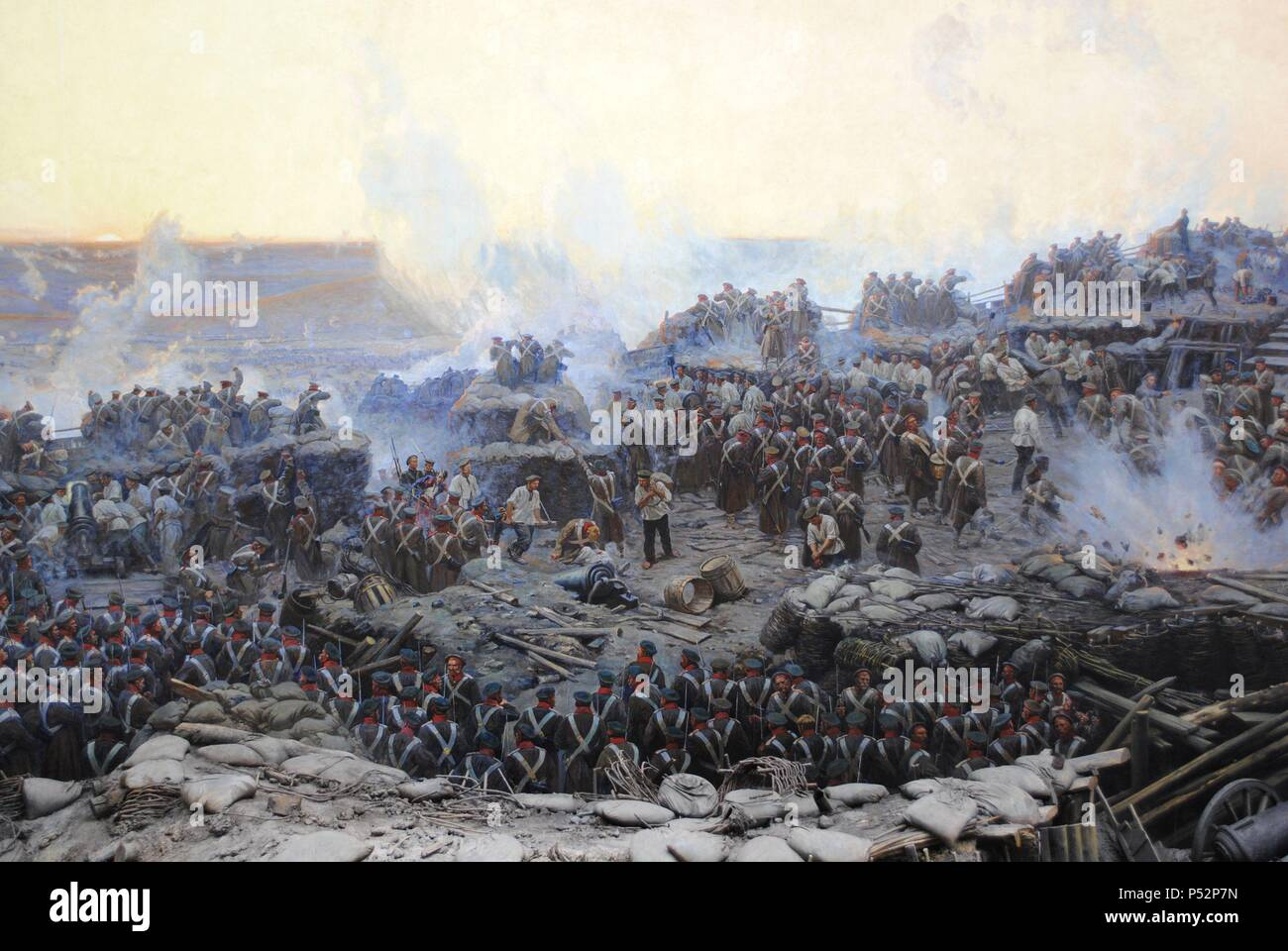 Heroes of the Crimean War of 1853-1856: list. History of the Crimean War 85