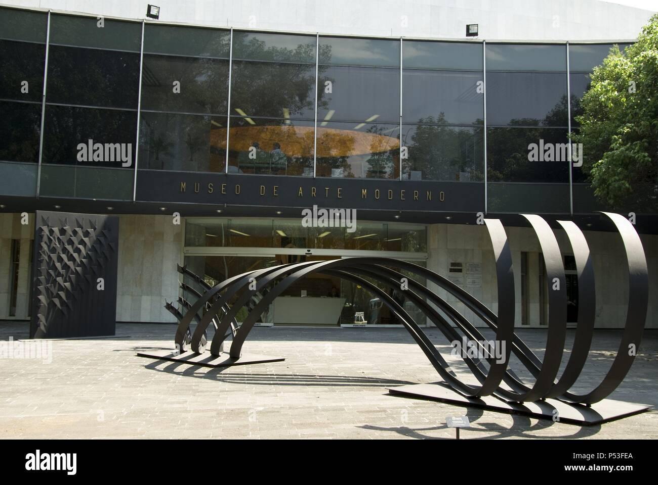 Museum Of Modern Art Mexico City