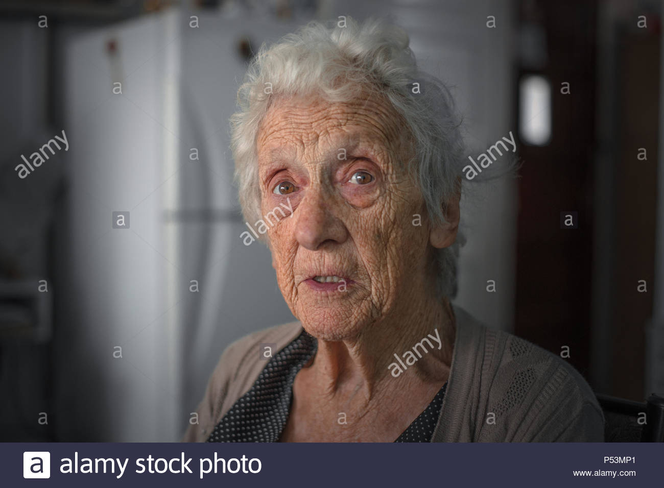 portrait - Stock Image
