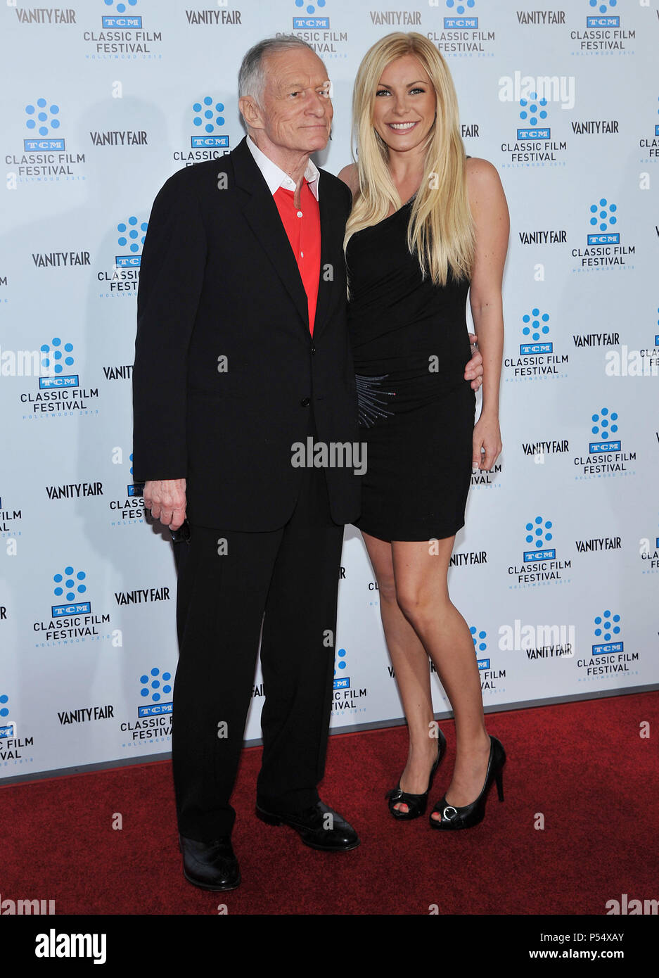 Hugh Hefner Wife High Resolution Stock Photography And Images Alamy
