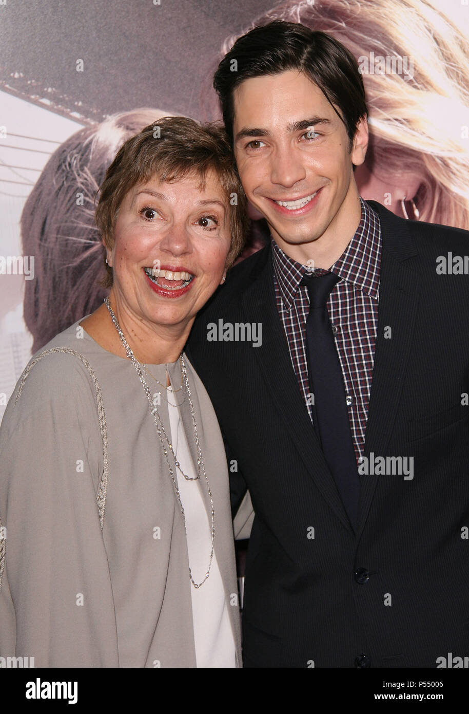 justin long wife