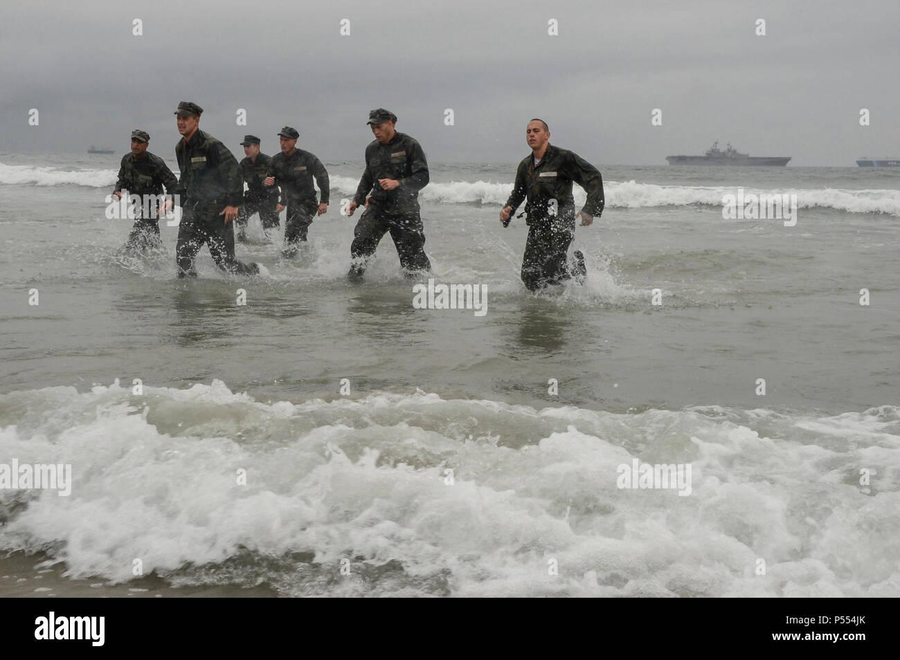 Underwater Demolition Team Stock Photos & Underwater
