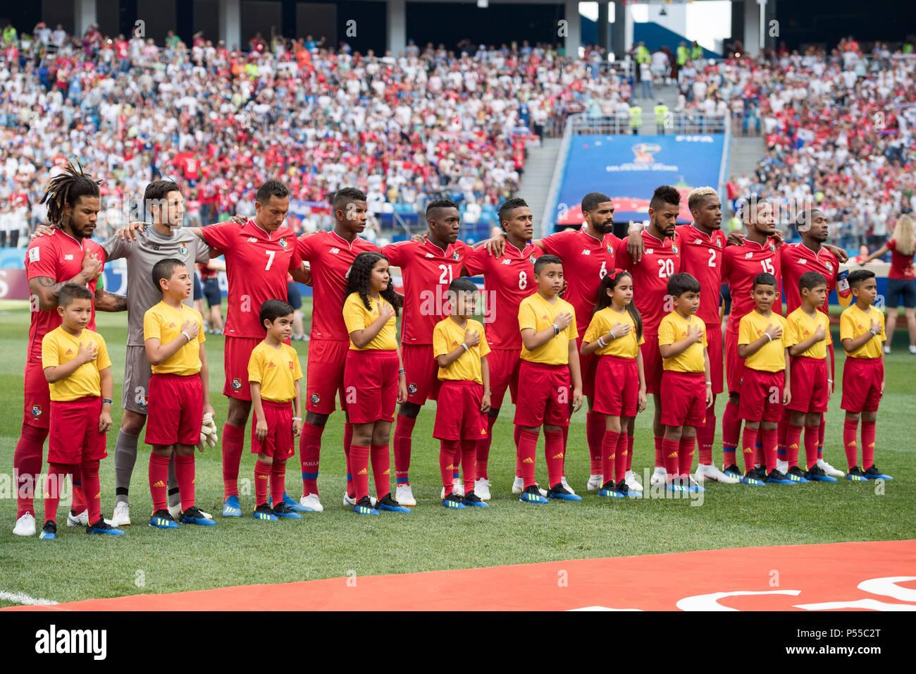 England Players National Anthem Stock Photos & England